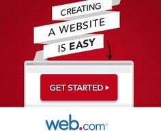 Web.com, the world's number #1 small business website and eCommerce solution provider!  The company provides the best combination of technology, services, and value for your money. $0.00 USD