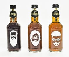Beers with Beards - The Ultimate List for lovers of Beards and Beer, 18 great beers with beards at Ateriet.com