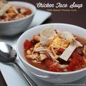 Crock Pot Chicken Taco Soup – That's What {Che} Said...  Slow Cooker/Crockpot ...  TACO SOUP Crock Pot Chicken Taco Soup – That's What {Che} Said…  Slow Cooker/Crockpot Recipes Crock Pot Chicken Taco Soup Crock Pot Slow Cooker, Crock Pot Cooking, Slow Cooker Chicken, Slow Cooker Recipes, Crockpot Recipes, Soup Recipes, Dinner Recipes, Cooking Recipes, Healthy Recipes