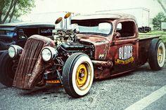 Vintage Rat Rod  