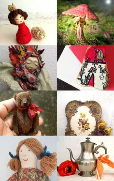 A collection for Molly Muses by Mammabook on Etsy--Pinned with TreasuryPin.com