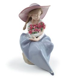 01007215  FRAGRANT BOUQUET (CARNATIONS)   Issue Year: 2009  Sculptor: Antonio Ramos  Size: 20x16 cm