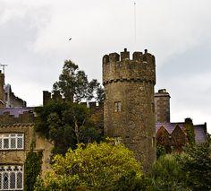 Malahide Castle - Dublin #Castle #Ireland