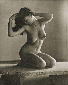 """""""Vintage nudes by Andre de Dienes """""""