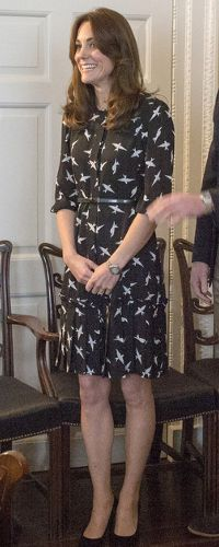 10 Mar 2016 - Duchess of Cambridge discusses suicide prevention at Kensington Palace. Click to read more