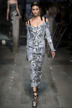 Erdem Spring/Summer 2017 Ready-To-Wear Collection - 8/40