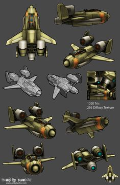 LOWPOLY (sub 1000~ triangle models) - Page 391 - Polycount Forum