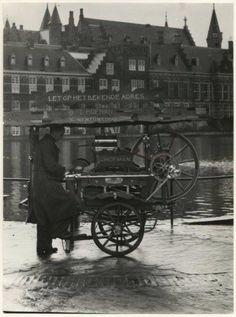 De scharensliep, 1950.