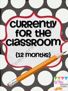 Currently for the Classroom product from Oh-Boy on TeachersNotebook.com