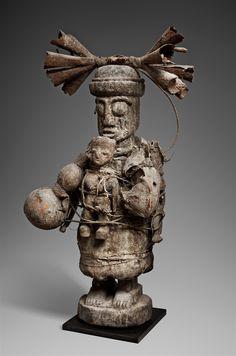 FIGURA BeninFON, 1073 Subasta Arte africano y oceánico, Lote 25