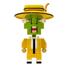 LEGO from the movie The Mask