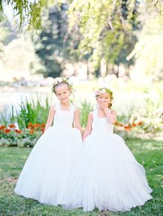 Dreaming of a Fairytale Wedding in the Redwoods? Look No Further! Flower Girls, Flower Girl Dresses, Page Boy, Rings For Girls, Wedding In The Woods, Bridal Boutique, Communion, Fairytale, Floral Design