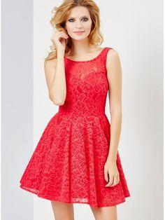 Sukienka Emma w kolorze malinowym - Sugarfree Dresses, Fashion, Vestidos, Moda, Fashion Styles, Dress, Fashion Illustrations, Gown, Outfits