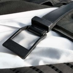 Pick of the Day: KASPARI 5.45 Genuine Leather & Carbon Fiber Belt - http://www.mnswr.com/pick-of-the-day-kaspari-5-45-genuine-leather-carbon-fiber-belt/ Menswear style inspiration || #menswear #mensfashion #mensstyle #style #sprezzatura #sprezza #mentrend #menwithstyle #gentlemen #bespoke #mnswr #sartorial #mens #dapper