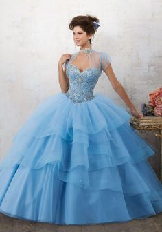 Mori Lee Quinceanera Dress Style 89130