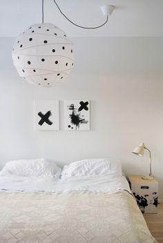 Bedroom via Little Helsinki