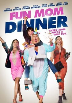 Eglenceli Annelerin Aksam Yemegi - Fun Mom Dinner ( 2017 )
