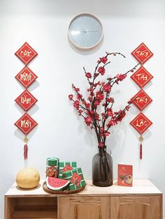 Chinese New Year Crafts For Kids, Chinese New Year Decorations, New Years Decorations, New Year's Crafts, Arts And Crafts, Chinese New Year Traditions, Asian Party, Nouvel An, Traditional Decor