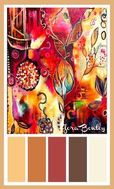 Flora Bowley Color