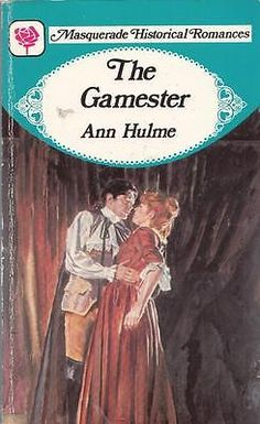 The Gamester - Ann Hulme - Mills & Boon - Acceptable - Paperback