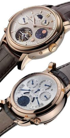 Vacheron Constantin Tour de I'lle Watch - $1,400,000
