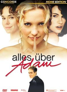 Alles ueber Adam  2000 USA,UK,Ireland      IMDB Rating      6,1 (3.904)    Darsteller:      Tommy Tiernan,      Kate Hudson,      Frances O'Connor,