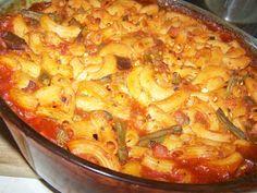Hot Dog, Macaroni And Cheese, Hamburger, Pork, Ethnic Recipes, Kale Stir Fry, Mac And Cheese, Burgers, Pork Chops