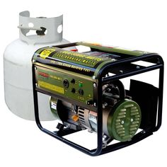 Sportsmans Series 4000 Watt Lp Generator At Gas