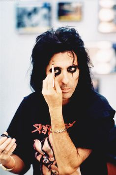 Anything & everything Alice Cooper