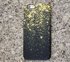 Gold Glitter iPhone 6s Case Fireworks iPhone 6 plus Case iPhone 5S 5 iPhone 5C Case Samsung Galaxy S6 edge S6 S5 S4 S3 Note 3 Case 029