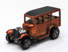 Hot+Wheels+1969+Redlines++Classic+31+Ford+Woody+by+RenesansWheels,+$55.00