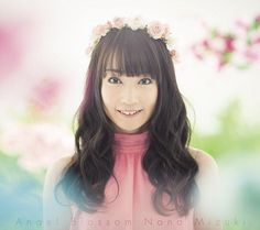 Mizuki Nana - Angel Blossom (SINGLE+BLU-RAY) (First Press Limited Edition)(Japan Version)