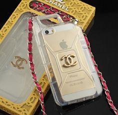 Chanel Gasoline iPhone case