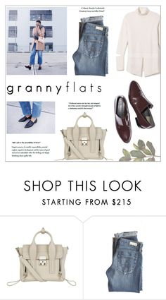 """""""Untitled #412"""" by zitanagy ❤ liked on Polyvore featuring 3.1 Phillip Lim and AG Adriano Goldschmied"""