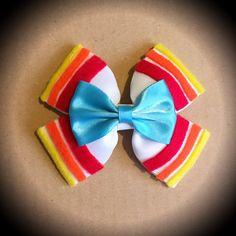 Mary Poppins Jolly Holiday Bert Disney Hair Bow