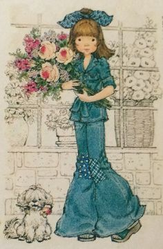 sarah kay - Page 3 Sarah Key, Holly Hobbie, Sweet Memories, Childhood Memories, Mary May, Sweet Pic, Creative Pictures, Anne Of Green Gables, Australian Artists