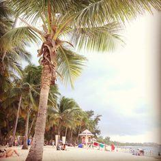Escambron Beach. San Juan Puerto Rico