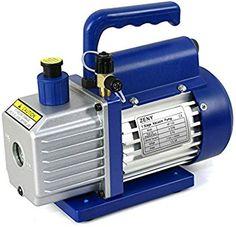 4CFM Vacuum Pump HVAC Refrigeration R134A A//C Handle Air-Condition PRO WHOLESALE