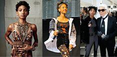 Os filhos do Will Smith estão dando o que falar no mundo da moda! Primeiro foi o Jaden Smith que virou notícia ao participar da campanha primavera-verão 2016 da Louis Vuitton. Detalhe: as roupas u...