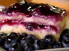 I love Blueberry Tiramisu...check out mine in Beyond the Yum; trying this one today Lime Blueberry Tiramisu from FoodNetwork.com