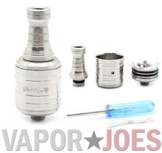 Vapor Joes - Daily Vaping Deals: NEW RDA: TRIDENT STYLE CLONE - $5.86 - #vaporjoes #ecig #vaping