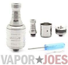 Vapor Joes - Daily Vaping Deals: NEW RDA: TRIDENT STYLE CLONE - $5.86 - #vaporjoes #ecig #vaping