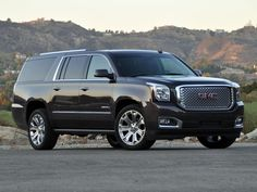 Review: 2015 GMC Yukon XL Denali is perfectly redesigned, unless you require maximum cargo room