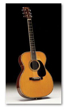 Vintage 1943 Martin 000-42 Flat Top Acoustic Guitar