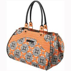 My absolute dream diaper bag.  Organic.  Poppies (do you know of my obsession?). Petunia Pickle Bottom.  Amazing.  #CottonBabies