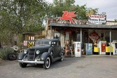 9 sights to see on a Route 66 road trip through Arizona