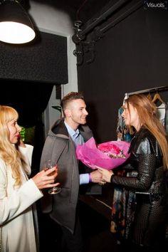 Alice Abraham priniesla do Bratislavy pôvab a sexi eleganciu! » WomanMan