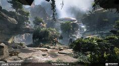 ArtStation - Titanfall 2 - Crashsite, Jacob Virginia