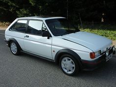 1988 Ford Fiesta Xr2 White ( Stunning Condition) - http://classiccarsunder1000.com/archives/1490