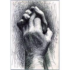 Artist / Henry Moore. #drawinganatomyandart, #draw #drawing #drawings #art #artists #artwork #artist #hand #hands #sketch #sketches #sketchbook